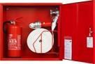 Przegląd i konserwacja gaśnic i hydrantów
