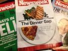 Trio Newsweek angielski czasopisma