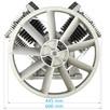 Kompresor sprężarka tłokowa 960l/min pompa powietrza - 3