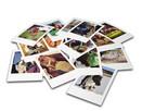 Zdjęcia w stylu Instax Mini, Wide, Square oraz Polaroid 600