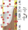 Drzwi Antywłamaniowe DELTA PREMIUM - 2