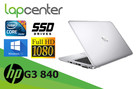 HP ELITEBOOK G3 840 I5-6GEN 8 GB RAM 256 GB SSD W10P - 1