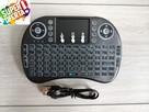 Klawiatura bezprzewodowa Smart TV i8+ NOWY ! - 1