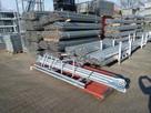 Rusztowanie ramowe typ PLETTAC 297,6 m2 - cena brutto - 3