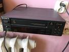Odtwarzacz CD. Sony CDP s37 od mini wieży- nie czyta płyty