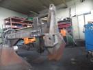 Serwis pługów leśnych (spawanie, toczenie, frezowanie CNC, o