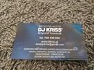 Prezenter muzyczny DJ Kriss----Krzysztof Krawczyk - 1