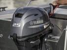Silnik Zaburtowy Yamaha F25 GES/GEL 25 KM 5 Lat Gwarancji Nowy - 1
