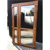 Drzwi PCV 125x210 Złoty Dąb