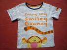 Cool Club r 104 Smyk Koszulka Krótki Rękaw Tygrysek Disney