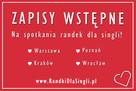 Kraków - Randki dla singli grupy wiekowe 27-35 i 35-45