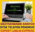 Odzyskiwanie Danych Zdjęć SMS z Dysku Telefonu SSD Lublin