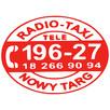 TAXI NOWY TARG tel. (18)196-27 - 1