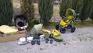 Wózek dziecięcy Xlander X-A duży zestaw 3w1 - 2