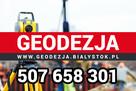 Geodeta Białystok, Geodezja Białystok polecany - 2