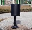 Kosz na śmieci parkowy żeliwny uliczny miejski producent