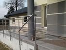 Balustrady ze stali nierdzewnej poręcze barierki balustrada - 8