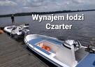 Czarter Łodzi Zegrze Wynajem Skuterów Wodnych