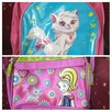 Plecak z kotem i torebka Polly Pocket