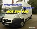Usługi transportowe - Przeprowadzki - Wołomin