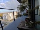 Montaż siatki na balkon przeciw gołębiom - 9