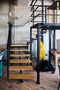Schody antresole regały barierki ścianki loft kompleksowo