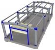 Hale modułowe - konstrukcje stalowe