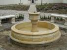 fontanny, kaskady, donice, rzeźby z piaskowca naturalnego - 3