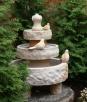 fontanny, kaskady, donice, rzeźby z piaskowca naturalnego - 4