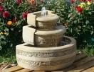fontanny, kaskady, donice, rzeźby z piaskowca naturalnego - 5