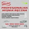 Profesjonalna myjnia ręczna (parowa) OLIVIER Serock