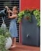 Dekoracyjne zbiorniki na deszczówkę - 1
