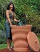 Dekoracyjne zbiorniki na deszczówkę - 3