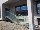 balustrady szklane,nierdzewne,schody,balkony,daszki,meble - 2