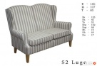 sprzedam fotel uszak ,podnozek i sofe - 3