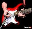 Nauka gry na gitarze (klasycznej/akustycznej/elektrycznej) Chełm