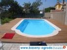 Baseny ogrodowe, kapielowe, gotowe baseny, poliestrowe, SPA