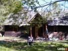 Stary domek w pieknym miejscu na lato Daleszyce