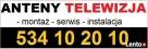 MONTAŻ anten sat/tv usługi RTV ANTENY TELEWIZJA Nieporęt
