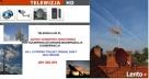 Montaz anten nc+DVB-T.Serwis.Monitoring,domofony.Legionowo