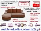 Narożnik ORLANDO Producent 4 Lata Gwarancji DOWÓZ GRATIS! - 2