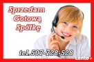 Sprzedam Gotową Spółkę zoo tel 507-728-528