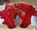 Sandały Bata rozmiar 38, czerwone - 4