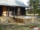 elewacja z kamienia, ogrodzenie z piaskowca,kamieniarstwo - 4