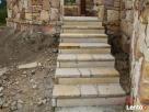elewacja z kamienia, ogrodzenie z piaskowca,kamieniarstwo - 7
