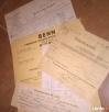 Kupię stare dokumenty, pocztówki, zdjęcia!