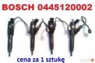 Wtryskiwacz wtrysk paliwa BOSCH 0445120002 IVECO DAILY 2.8 - 2
