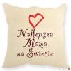 Dzień mamy, matki, poduszka , prezent Wołomin