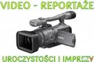 Realizujemy reportaże filmowe z DNIA ŚLUBU Wołomin