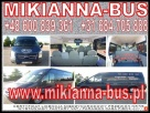 Busy do Holandii Leszno,Głogów,Kalisz,Ostrów Wlkp,Nowy Tomyś - 2